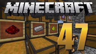Farm de Armaduras!? / Separador de itens - Minecraft Em busca da casa automática #47
