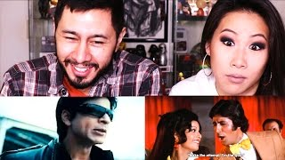 DON 1 (SRK) & Don (Amitabh Bachchan) | Trailer Reaction!