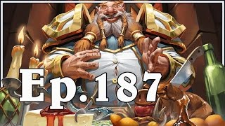 Funny And Lucky Moments - Hearthstone - Ep. 187