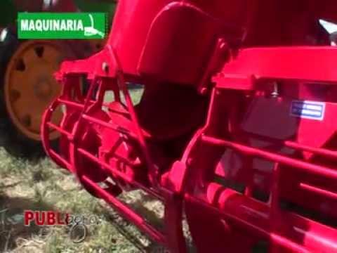 PUBLIAGRO MAQUINARIA EXTRACTORA PARA SILO BOLSA SOLUCIONES AGRICOLAS 050 1