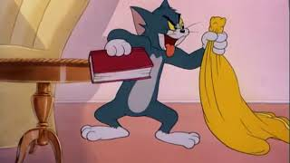 Tom and Jerry cartoon episode 33 - The Invisible Mouse 1947 - Funny animals cartoons for kids