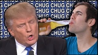 The Trump Drinking Game