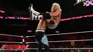 Sheamus vs. Dolph Ziggler vs. Christian vs. Alberto Del Rio - Fatal 4-Way Intercontinental Title No.