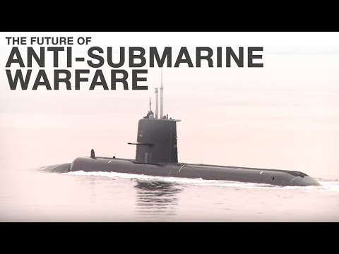 The future of anti submarine warfare