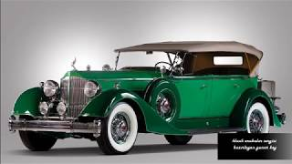 klasik arabalar sergisi 1900 1950     classic car show