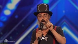 Americas Got Talent 2016 XXXX Well Not Everybody Can Make It Full Audition Clip S11E04
