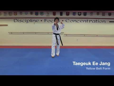 Xxx Mp4 Taegeuk Ee Jang Yellow Belt Form 3gp Sex