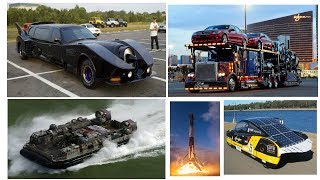 Learn Special Vehicles, Transports and Cars Names for Kids 🚔 Learning Videos Vehicles for Children