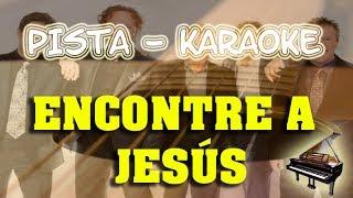 Encontré a Jesús - Pista Karaoke (Gaither Vocal)