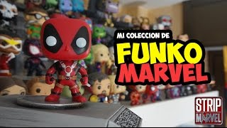 Mi colección Funko Pop Marvel | Strip Marvel