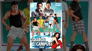 College Campus - Hindi Full Movie - Ashraf Khan, Ramnita Chaudhry - Popular Bollywood Movie