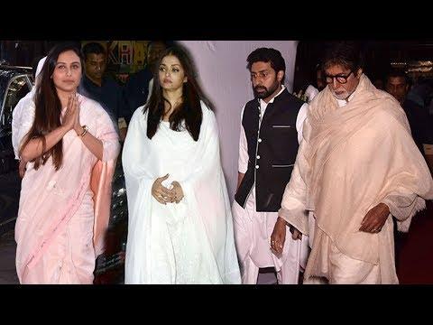 Xxx Mp4 Rani Mukherjee S Father S PRAYER Meet Full Video HD Aishwarya Aamir Kareena Ranveer Amitabh 3gp Sex