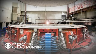 Building the world's largest telescope