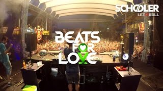SCHOOLER @ Beats 4 Love 2015 FULL SET / HD