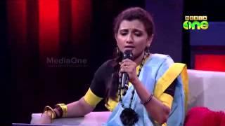 Khayal,  Ghazal show by Manjari
