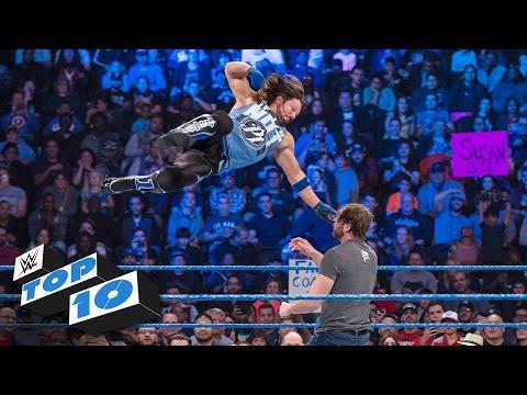 Xxx Mp4 Top 10 SmackDown LIVE Moments WWE Top 10 Nov 1 2016 3gp Sex