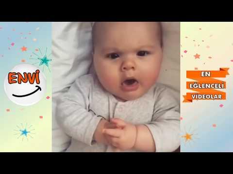 En Tatlı En Komik Bebek Videoları 👶 Komik Bebekler 2017