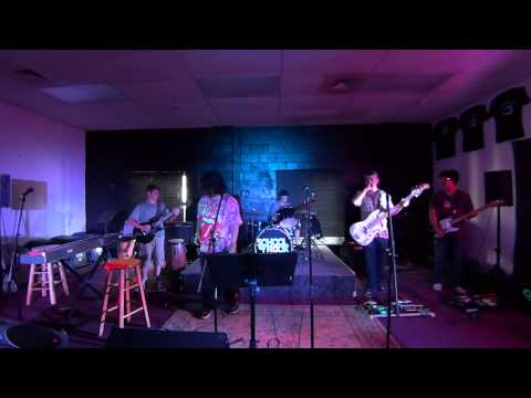 Year Of The Boomerang Rage Against Machine Cover School Of Rock Boston 2015