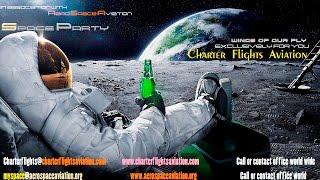 charter flights aviation Privet party, on privet clouds, privet jets