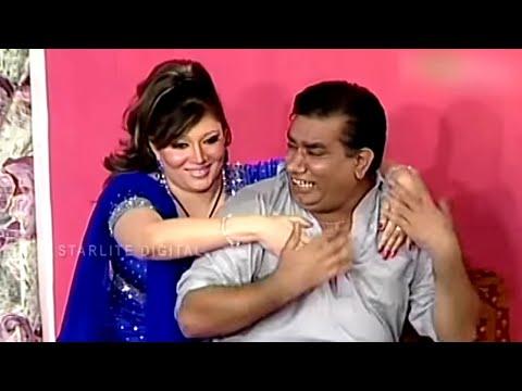 Xxx Mp4 Best Of Iftikhar Thakur Khushboo And Tariq Teddy New Pakistani Stage Drama Full Comedy Clip 3gp Sex