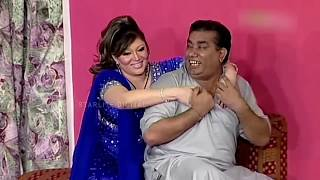 Best Of Iftikhar Thakur, Khushboo and Tariq Teddy New Pakistani Stage Drama Full Comedy Clip