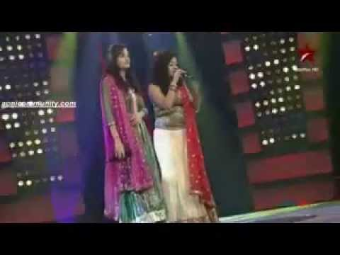 Anwesha vs Akanksha in JJWS2 Pre-final - Dola re Dola from Devdas