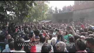 India bids farewell to martyred Indian Army personnel | 24 Jan 2018
