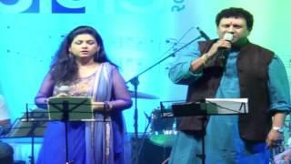 Yeh Ladka Hai Allah Live Song   Shahrukh Khan   Kajol