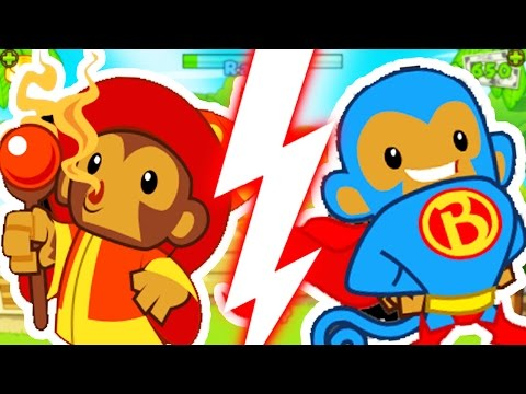 BEATING ROUND 100 EASILY WITH $1,000,000 - BLOONS TOWER DEFENSE 5