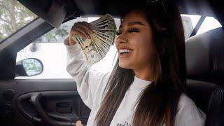 giving my mom $1,000 | travel vlog