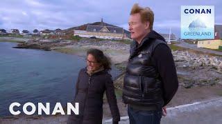 Conan Encounters Greenland's Sea Creatures - CONAN on TBS