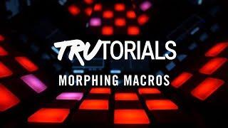 Maschine TruTorials S04: E09 Morphing Macros