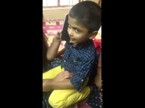Funny Indian kannada video