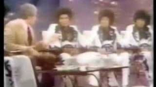Merv Griffin interview The Jacksons