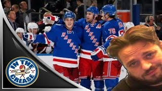 Tommy C Likes His New York Rangers this year - NHL Team Review