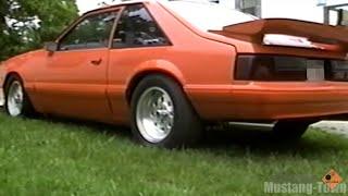 "Fox-body 5.0 Mustang ""Throwbacks"" (GT40 heads, E303 cam, bolt-ons)"