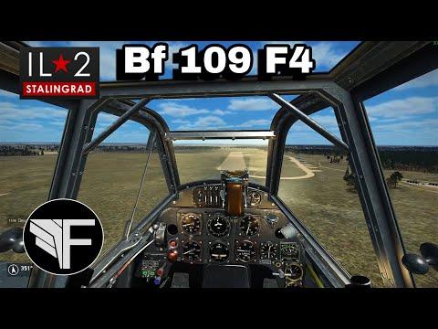 Xxx Mp4 IL 2 BOS Partida Com O Bf 109 F4 3gp Sex