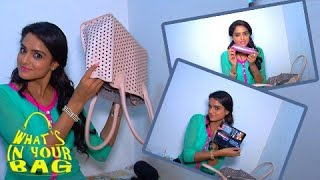 Asmita Sood's Handbag SECRET REVEALED | What's In Your Bag