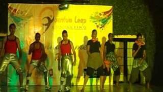 Agilan's Dance Performance in Quantumleap