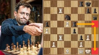 Everyone Loves Rapid! | Caruana vs Aronian  | Your Next Move (Rapid) (2018)
