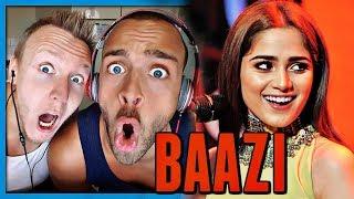 Sahir Ali Bagga & Aima Baig, Baazi, Coke Studio Season 10, Episode 3 | Reaction by Robin and Jesper