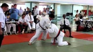 IV Torneio Municipal de judô de Amparo 04-09-2011 Luta XXXXV