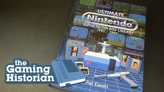 Ultimate Nintendo: Guide to the NES Library Book Review - Gaming Historian