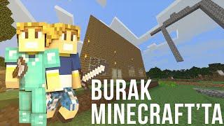 Burak Minecraft'ta - EVİ BÜYÜTÜYORUZ - Bölüm 8 - Sezon 2