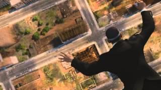 Men in Black III Time travel scene