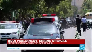 Iran Attacks: IS Group claims responsibility for assaults at Iranian Parliament, Khomeini Shrine