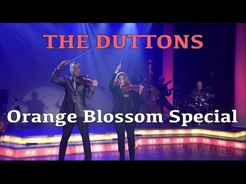 Dueling Fiddles Orange Blossom Special Dutton Style