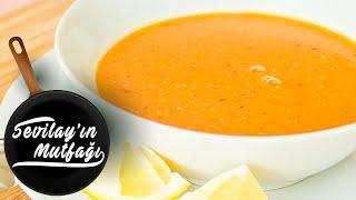 Kırmızı Mercimek Çorbası Nasıl Yapılır? | Kırmızı Mercimek Çorbası Tarifi