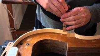 Making of a cello - Part one