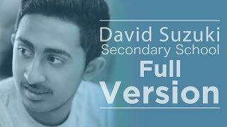Welcome to David Suzuki Secondary School